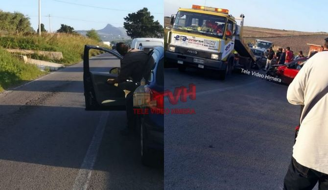 Photo of Cerda: Incidente sulla SS120, lunga coda al km 5