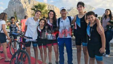 Photo of Termini Imerese: La squadra di Triathlon chiude l'anno agonistico in bellezza