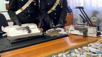 Photo of Carini: I Carabinieri arrestano una banda di rapinatori