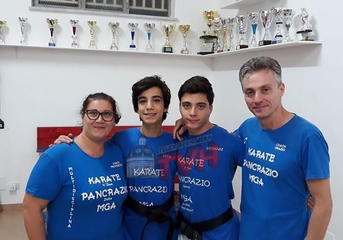 Photo of Cerda: La Shotokan al Seminario Nazionale Italiano di Karate Fijlkam