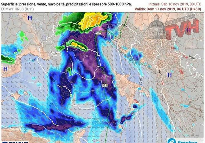 Photo of Meteo: Torna l'Autunno in Sicilia
