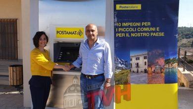 Photo of Sclafani Bagni: Poste italiane inaugura un nuovo ATM Postamat