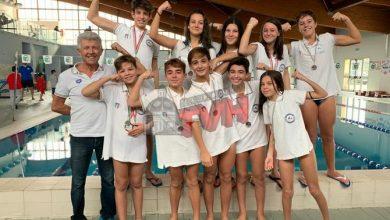 Photo of Termini Imerese, Nuoto: Esordio col botto per i ragazzi della Polisportiva Olimpia