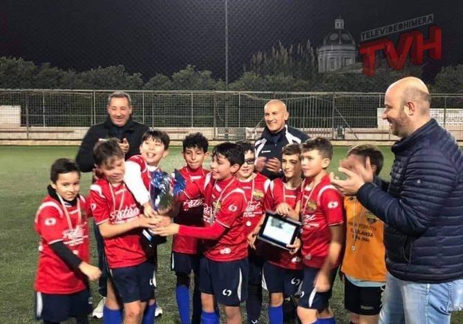 """Photo of Calcio: L'Accademia Basse Madonie vincitrice al torneo """"Coppa del Mediterraneo"""""""