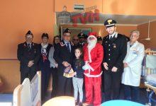 Photo of Termini Imerese: Babbo Natale nel reparto di Pediatria dell'Ospedale S. Cimino