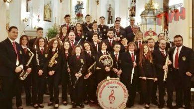 """Photo of Cerda : Concerto di Fine Anno della Banda """"Vincenzo Bellini"""" diretta dal M° Rizzo"""