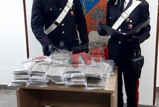 Photo of Palermo: Sbarca occultando 40 kg di hashish all'interno della propria cabina