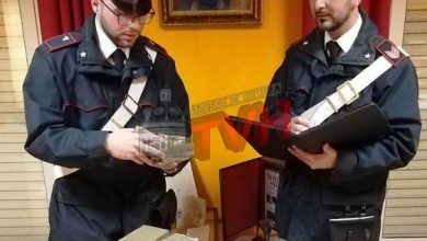 Photo of Palermo: Scoperti 9,5 chili di hashish in un garage