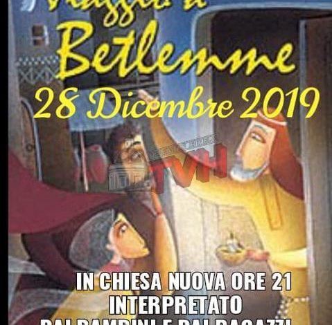 """Photo of Cerda: Recital Natalizio """"Viaggio a Betlemme"""""""