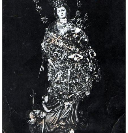 Photo of Termini Imerese e l'oro dell'Immacolata, sapete come iniziò la storia? – di Nando Cimino