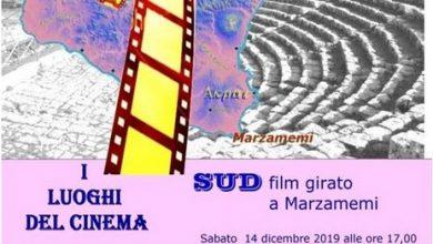 """Photo of Palazzolo Acreide: I Luoghi del Cinema, si presenta """"Sud"""", film girato a Marzamemi"""