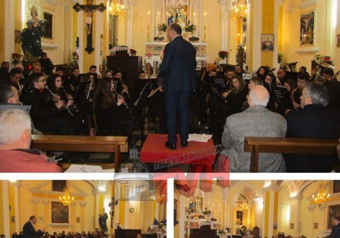 Photo of Cerda: Concerto di inizio anno a cura dell'Associazione Musicale Maria Ss dei Miracoli
