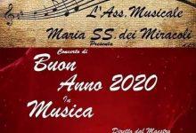 Photo of Cerda: La Banda Musicale Maria Ss dei Miracoli esegue il Concerto del Nuovo Anno