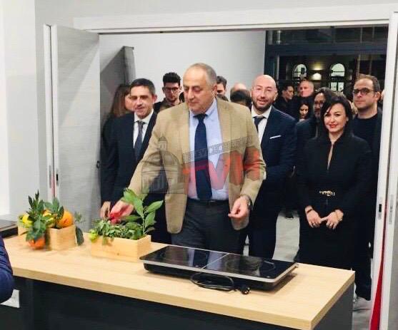 Photo of Termini Imerese: L'Assessore Lagalla inaugura l'Accademia di Ristorazione Euromadonie