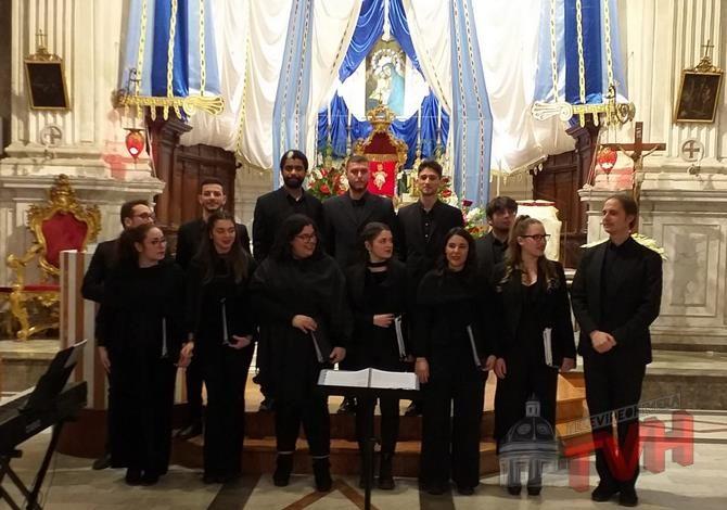Photo of Il Coro Sine Nomine di Palermo si esibisce a Termini Imerese