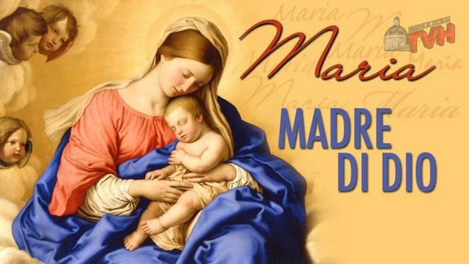 """Photo of In ascolto della """"Parola"""": Solennità Di Maria SS. Madre Di Dio – 🎥 VIDEO"""