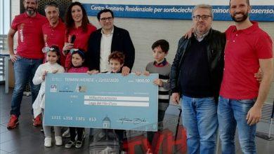 Photo of Termini Imerese: Sport e Solidarietà, emozionante cerimonia alla Lega del Filo D'oro