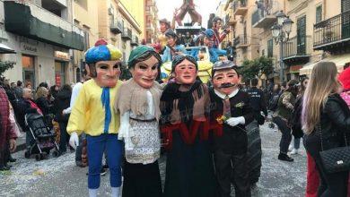 Photo of Trabia: Con la sfilata di Lunedì 24 Febbraio si conclude il Carnevale Trabiese 2020 – 🎥 VIDEO