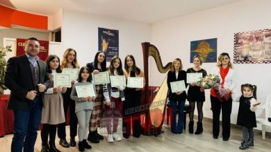 Photo of Cerda: 1ª edizione Masterclass di Arpa – 🎥 VIDEO