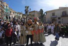 Photo of Cerda: U Nannu Cà Nanna presenziano alla sfilata Educarnival