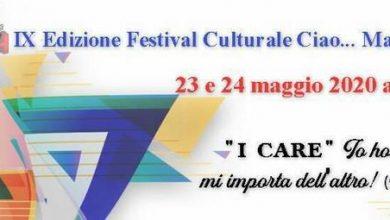 """Photo of Cerda: Al via il Bando di Concorso del Festival """"Ciao…Marianna"""" 2020"""