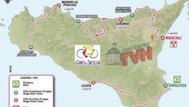 Photo of Ciclismo: Il Giro Di Sicilia fa tappa a Termini Imerese e Cerda