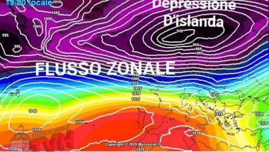 Photo of Meteo: Indici Teleconnettivi in positivo. Conseguenze per le nostre latitudini?