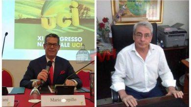 Photo of XI° Congresso Naz. UCI: Leadership a M. Serpillo, nell'esecutivo F. Leone e P. Lombardo