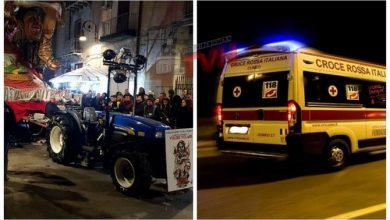 Photo of Tragedia  al  Carnevale di Sciacca: Bimbo cade dal carro e muore