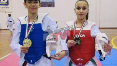 Photo of Termini Imerese: Taekwondo, sul podio due atleti del Maestro Antonino Arcodia