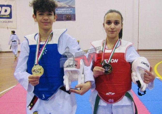 Photo of Termini Imerese: Taekwondo, sul podio due atleti del Maestro Antonino Arcodia