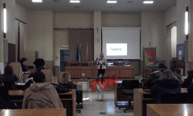 Photo of Termini Imerese: Presentato alla città il progetto Dusty Educational – 🎥 VIDEO