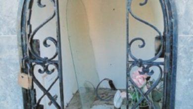 Photo of Trabia: Furto sacrilego, rubata una statua della Madonna da una Cappella