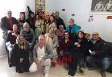 """Photo of Carnevale Termitano 2020: """"Nonni felici"""" con i Nanni in visita alla Comunità di Trabia"""