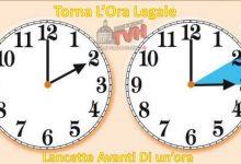 Photo of Ora Legale 2020: Conto alla rovescia per il cambio di orario