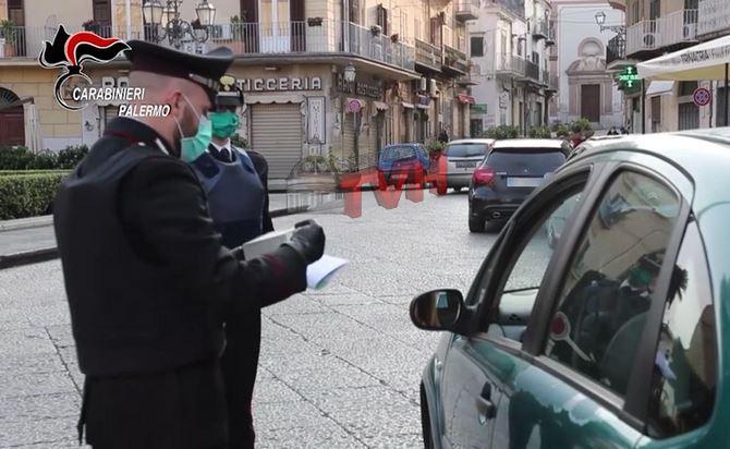 Photo of Monreale: Covid-19, i Carabinieri intensificano i controlli