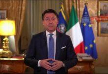 Photo of Coronavirus: Il Messaggio del Presidente del Consiglio Conte al Paese