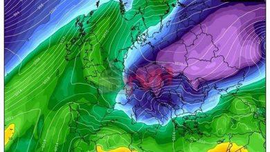 Photo of Meteo: Imminente capovolgimento delle condizioni meteorologiche