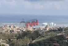 Photo of Termini Imerese: La nave attraccata oggi al porto trasportava merci di prima necessità