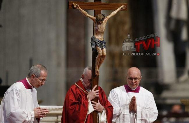 Photo of Calendario delle Celebrazioni della Settimana Santa presiedute da Papa Francesco