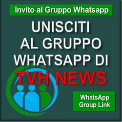 Unisciti al gruppo Whatsapp di TelevideoHimera News
