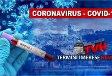 Photo of Termini Imerese: Registrati due nuovi casi di Covid-19 in Città