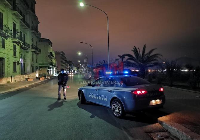 Photo of Palermo: Evade dai domiciliari per andare in cerca di un bar con gli amici. Arrestato