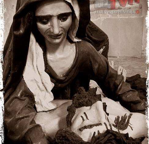 """Photo of Termini Imerese: Le due Processioni per il """"Venerdì Santo"""" – di Nando Cimino"""