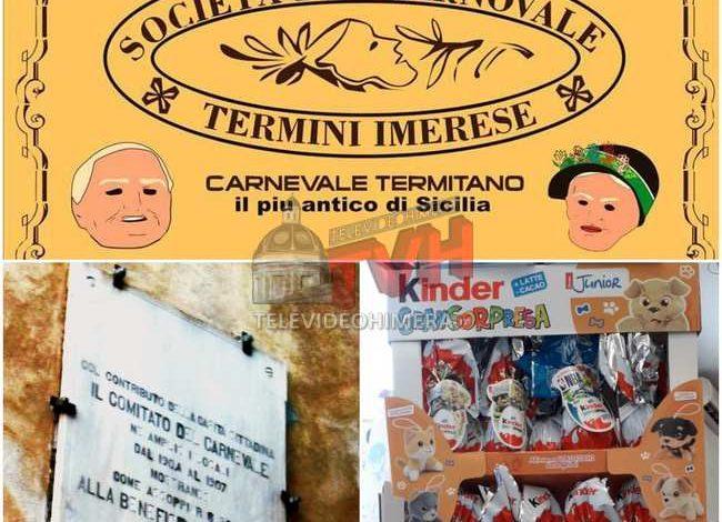 """Photo of Termini Imerese: La """"Società Del Carnovale"""" a sostegno dei più deboli"""
