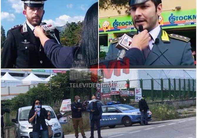 Photo of Termini Imerese: 1° Maggio, controlli delle Forze dell'Ordine nei posti di blocco – 🎥 VIDEO