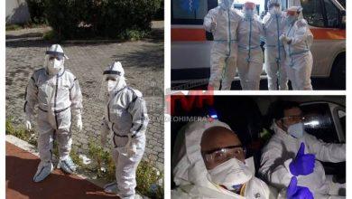 Photo of Coronavirus: Il duro lavoro degli operatori del 118 in ambulanza