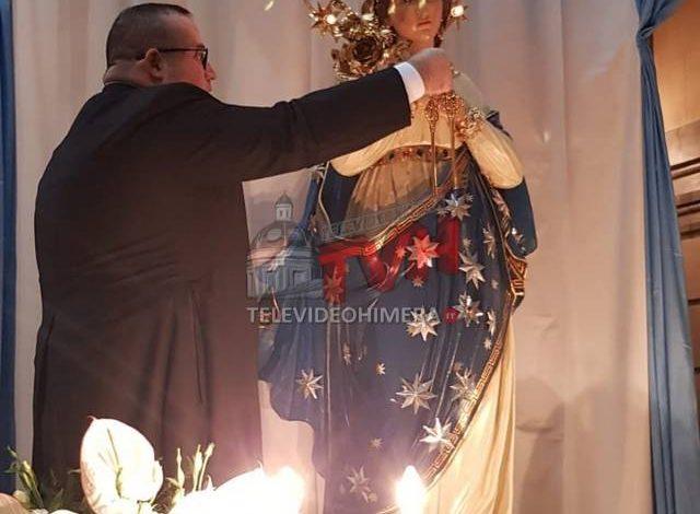 Photo of Sciara: I compaesani d'America donano l'impianto di amplificazione alla chiesa Madre