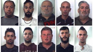 Photo of Partinico: Furti e ricettazione, smantellata una banda, 11 arresti