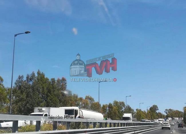Photo of Viabilità: Autostrada Palermo-Catania, incidente altezza di Villabate